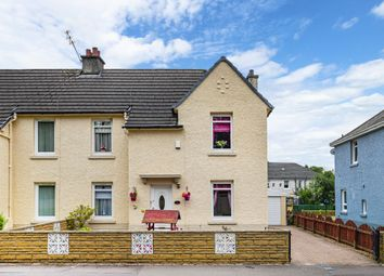 Thumbnail 3 bed semi-detached house for sale in 133 Corkerhill Road, Mosspark, Glasgow