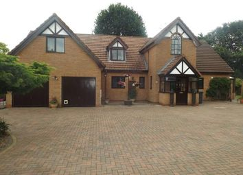Thumbnail 5 bed detached house for sale in Grange Close, Lowton, Warrington, Greater Manchester