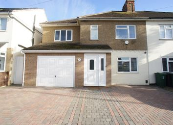 Thumbnail 5 bed semi-detached house for sale in Sewardstone Road, London