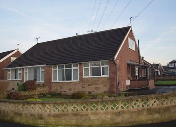 Thumbnail 3 bedroom bungalow to rent in Ryecroft Close, Outwood, Wakefield