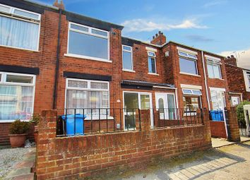 Thumbnail 2 bedroom terraced house for sale in Stephenson Street, Hull