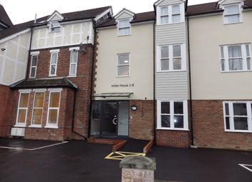 Thumbnail 3 bed flat to rent in Julian House, Cheriton Road, Folkestone