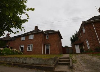 Thumbnail 3 bedroom end terrace house to rent in Bluebell Road, Norwich