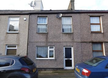 Thumbnail 4 bed terraced house for sale in Bangor Street, Y Felinheli