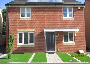 Thumbnail 5 bed detached house to rent in Brocklebank Road, Oakham