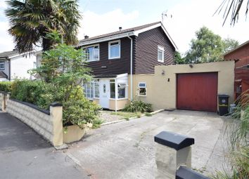 Thumbnail 3 bed semi-detached house for sale in West Town Road, Shirehampton, Bristol