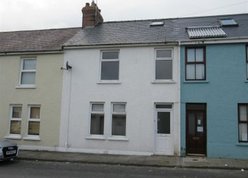 Thumbnail 3 bed terraced house to rent in Brodog Terrace, Fishguard