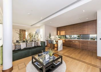 Thumbnail 3 bed flat for sale in Kirtling Street, London