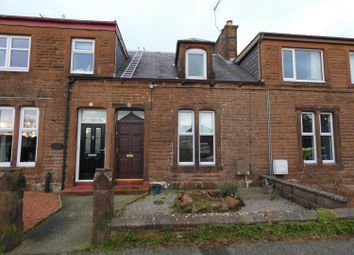 Thumbnail 2 bed terraced house for sale in Livingstone Place, Lockerbie, Dumfries And Galloway