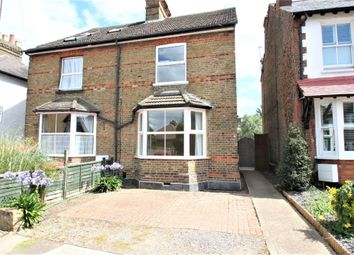 Thumbnail 3 bed semi-detached house to rent in Lancaster Road, Uxbridge, Greater London