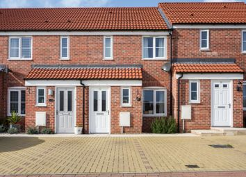 2 bed terraced house for sale in Maplesden Close, Lowestoft NR32
