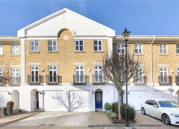 Thumbnail 3 bed mews house for sale in Bevin Square, London