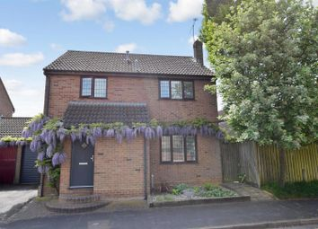 Thumbnail 4 bed detached house for sale in Heron Road, Kelvedon, Colchester