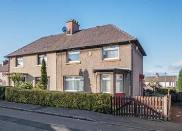 Thumbnail 2 bed semi-detached house for sale in Thorntree Avenue, Hamilton, South Lanarkshire