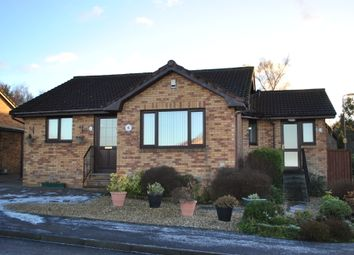 Thumbnail 2 bedroom detached bungalow for sale in Overton Crescent, East Calder, West Lothian