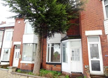 Thumbnail 2 bed terraced house for sale in Narborough Road, Leicester