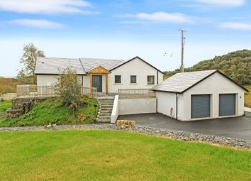 Thumbnail 4 bed detached bungalow for sale in Upper Soroba Road, Oban