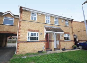 Thumbnail 2 bedroom terraced house to rent in Boston Court, Kingswood, Hull