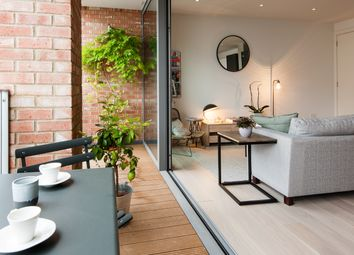Thumbnail 2 bed flat for sale in Wadeson Street, London