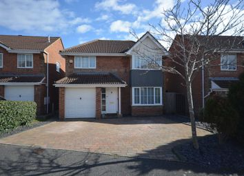 4 bed detached house for sale in Holnest Road, Canford Heath, Poole BH17