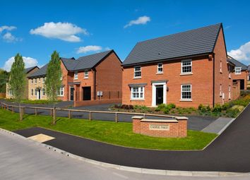 """Thumbnail 4 bedroom detached house for sale in """"Layton"""" at New Road, Tankersley, Barnsley"""