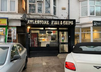 Thumbnail Restaurant/cafe to let in Aylestone Road, Leicester