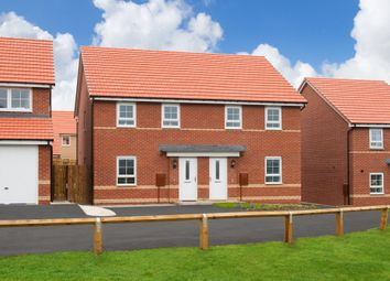 "Thumbnail 3 bed terraced house for sale in ""Folkestone"" at Cobblers Lane, Pontefract"