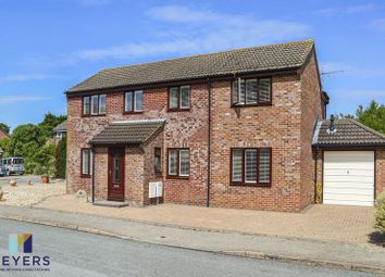 Thumbnail 4 bed detached house for sale in Sherford Close, Wareham BH20.