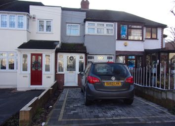 Thumbnail 2 bed terraced house for sale in 182, Elm Park Avenue, Hornchurch