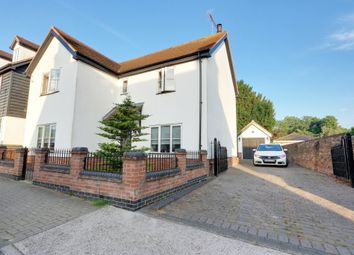 Thumbnail 3 bed detached house for sale in High Road, Horndon-On-The-Hill, Stanford-Le-Hope