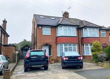 Thumbnail 4 bed semi-detached house for sale in Ainsdale Crescent, Pinner