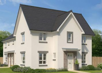 """Thumbnail 3 bed end terrace house for sale in """"Abergeldie"""" at Park Place, Newtonhill, Stonehaven"""