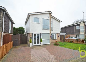 Thumbnail 3 bed detached house for sale in Pilgrims Way, Hadleigh, Benfleet