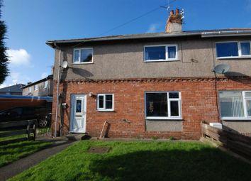 Thumbnail 4 bed semi-detached house for sale in Garden City Villas, Ashington