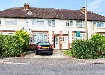 Thumbnail 3 bed terraced house for sale in Park Drive, Baldock