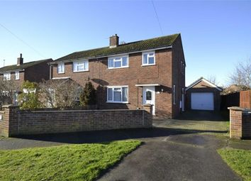 Thumbnail 3 bed semi-detached house for sale in Beech Walk, Thatcham, Berkshire
