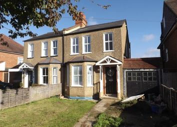 Thumbnail 3 bed semi-detached house for sale in Poole Road, Epsom, Surrey