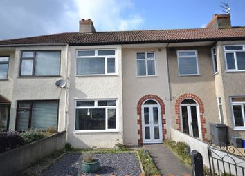 Thumbnail 3 bed terraced house for sale in Baden Road, Kingswood, Bristol