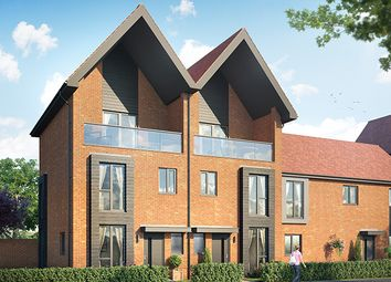 Thumbnail 3 bed end terrace house for sale in Plot 43 - The Ealing, Crowthorne