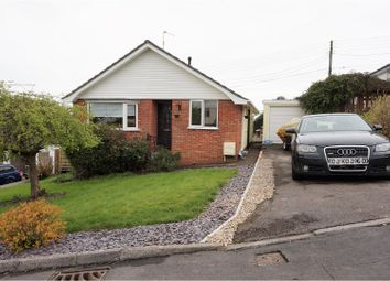 Thumbnail 3 bed detached bungalow for sale in Shutewater Close, Taunton