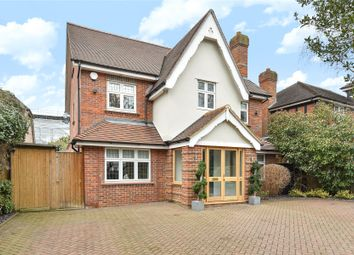 Thumbnail 5 bed detached house for sale in Bucknall Way, Beckenham