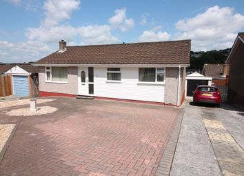 Thumbnail 3 bedroom detached bungalow for sale in Canhaye Close, Plympton, Plymouth