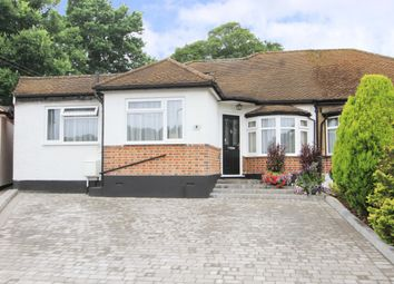 Thumbnail 4 bed semi-detached bungalow for sale in Sutton Close, Eastcote, Pinner