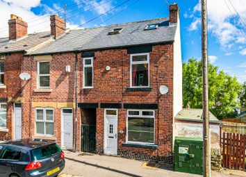 Thumbnail 4 bed end terrace house for sale in Loxley View Road, Sheffield