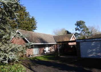 Thumbnail 3 bed detached bungalow for sale in Cromer Road, Thorpe Market, Norwich