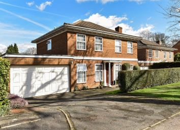 Thumbnail 5 bed detached house for sale in Downs Avenue, Epsom