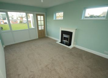 Thumbnail 2 bed semi-detached bungalow for sale in Walnut Way, Countesthorpe, Leicester