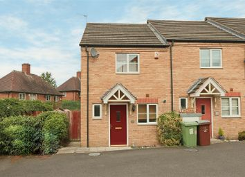 Thumbnail 2 bed town house for sale in Murray Close, Bestwood, Nottingham