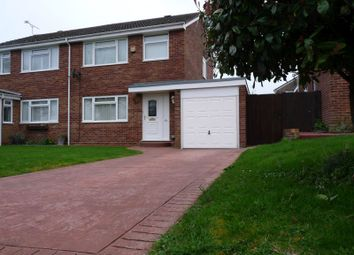 Thumbnail 3 bed semi-detached house to rent in Ridgeway, Sherborne