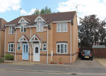 Thumbnail 3 bed semi-detached house for sale in Southfields, Bourne